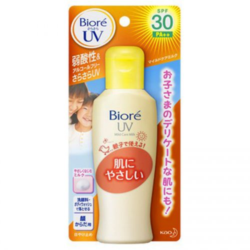 biore-uv-mild-care-milk-spf30-pa++-(for-kids-&-family)-120ml-philippines