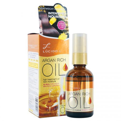 Lucido-L Argan Rich Oil (Hair Treatment Oil Rich Moisture)