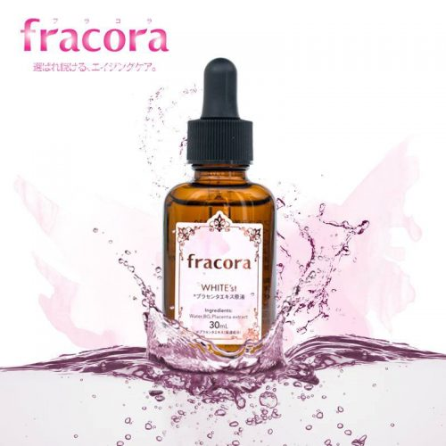 Fracora-White'st Placenta-Extract Serum 30ml (Made-in -Japan)-philippines2