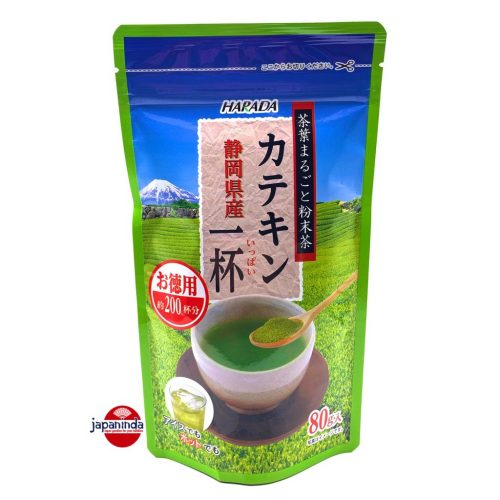 Harada-Catechin Green-Tea-Powder (80g) Made-In-Japan-philippines4